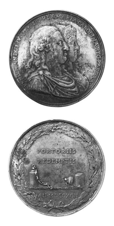 Ferdinando IV, Per l'Abolizion