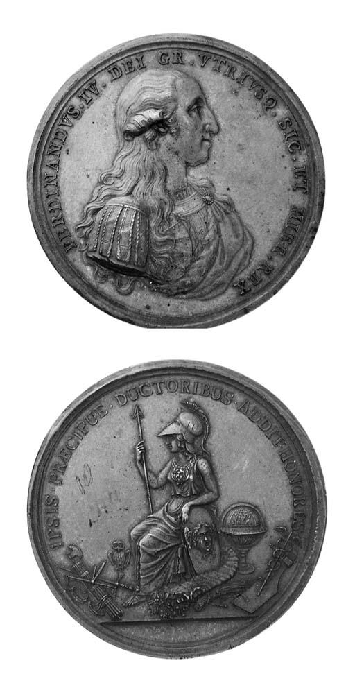 Ferdinando IV, Per Trattato di