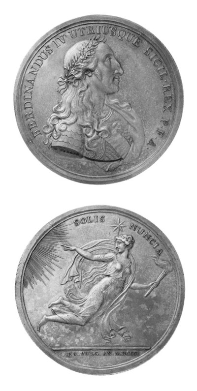 Ferdinando IV, Per la Nomina a
