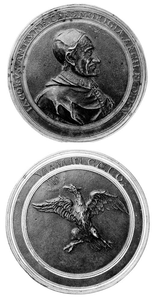 Giacomo Antonio, Cardinale Mor