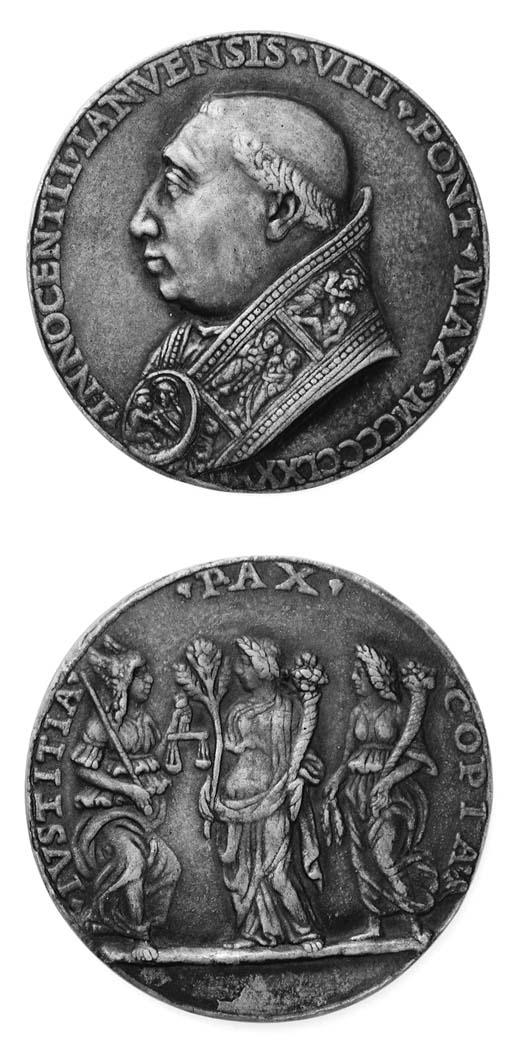 Innocenzo VIII, Cybo (1484-92)