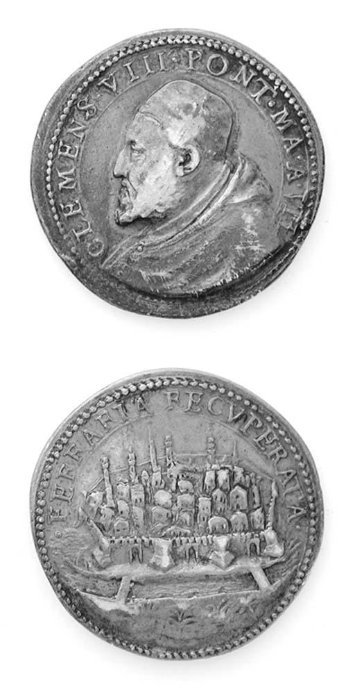 Clemente VIII, Aldobrandini, a