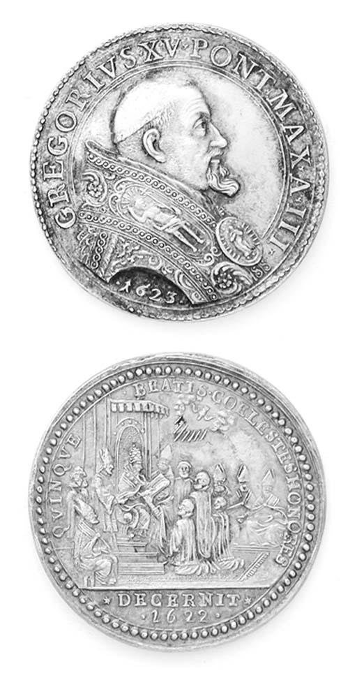 Gregorio XV, Ludovisi (1621-23