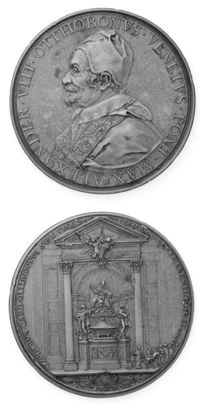 Alessandro VIII, Ottoboni, bro