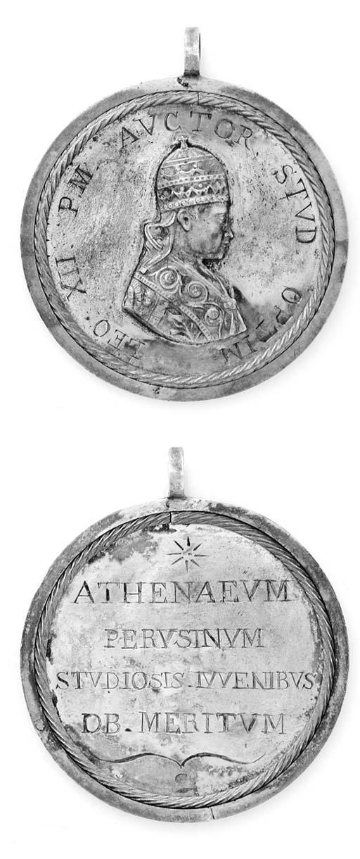 Leone XII, Genga, premio, in a