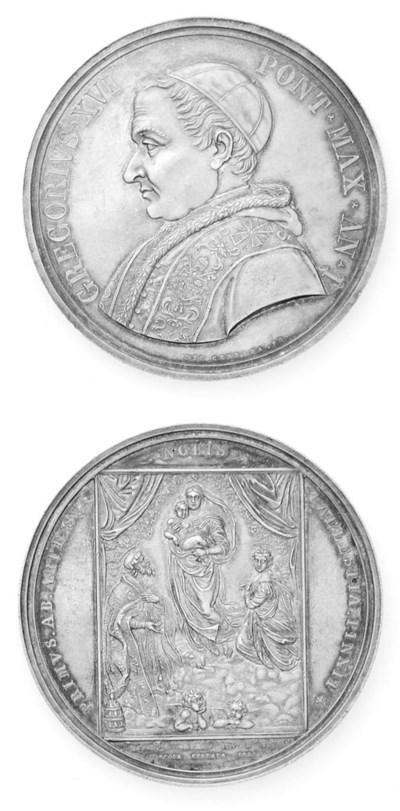 Gregorio XVI, Cappellari (1831
