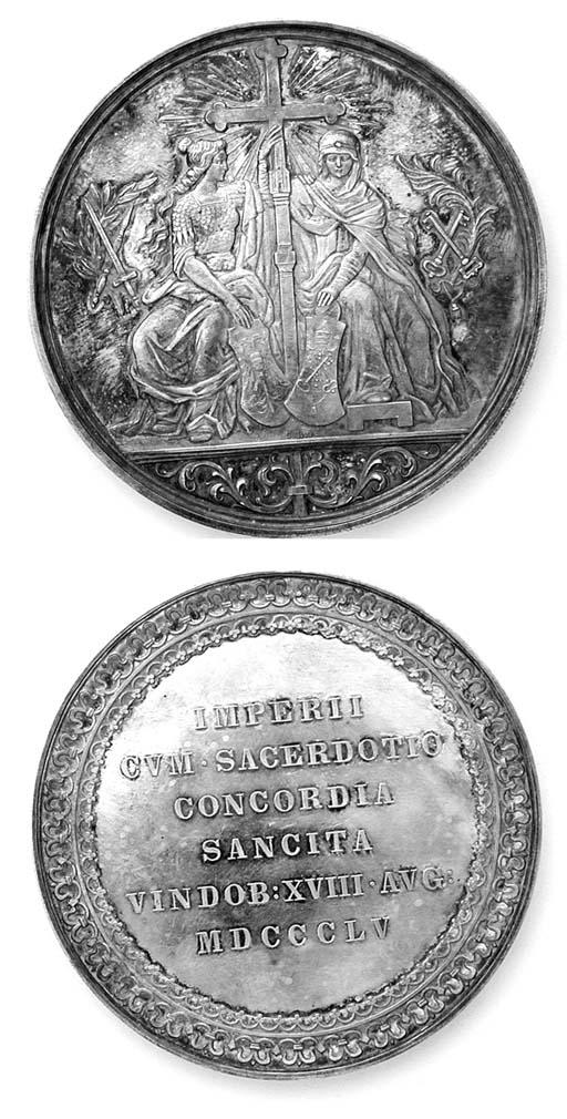 Pio IX, Mastai-Ferretti, medag