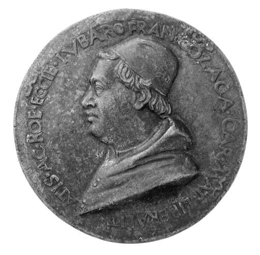 Cardinale Francesco Gonzaga, b