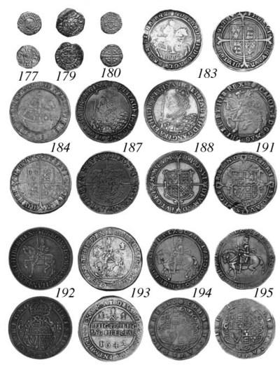 Charles I, Crown, Truro, undat