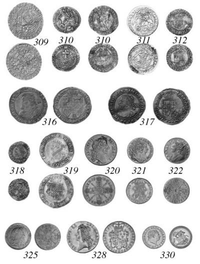 James I, Laurel, 9.07g., third