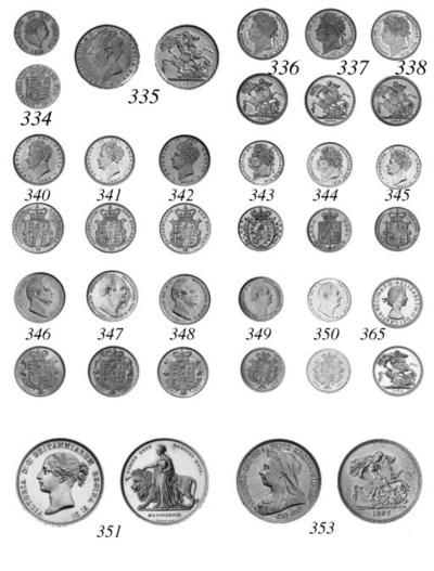 Victoria, Five-pounds, 1893, o