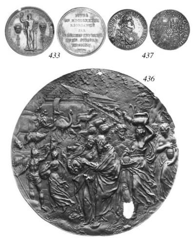 Augsburg, 'box Taler' or medal