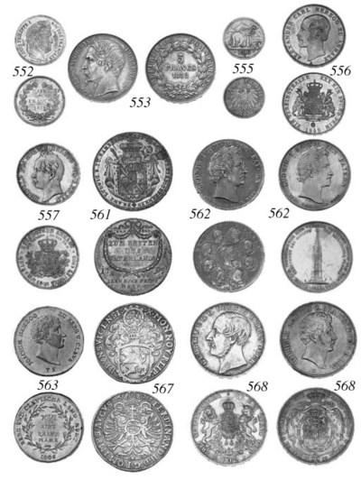 Louis Philippe, 2-Francs, 1834