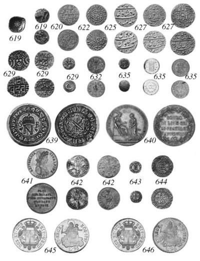Genoa, 96-Lire, 1797, a simila