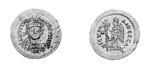 Barbarous Solidus in name of J
