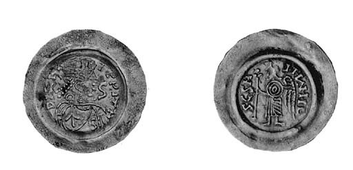 Tremissis, a similar coin but
