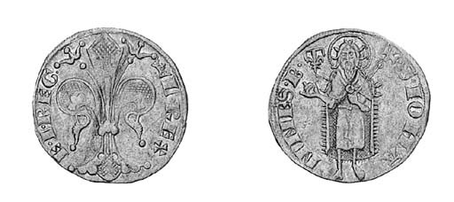 Provençe, Jeanne of Naples wit