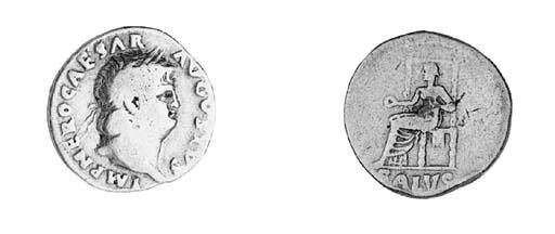 Nero (54-68), Aureus, laureate