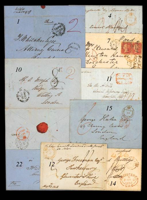 cover 1859 (28 July) envelope