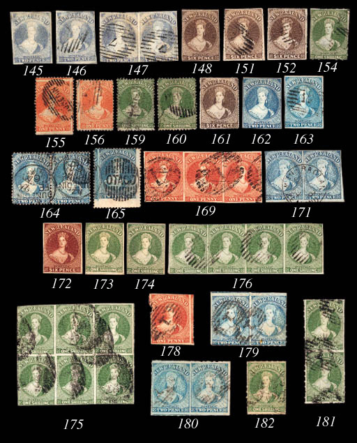 used  1/- green with roulettes