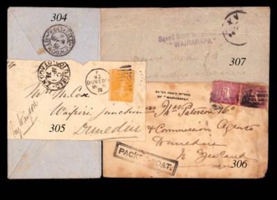 cover 1894 (Nov.) envelope (cr