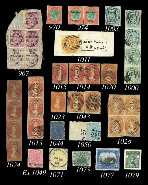 unused  1913-24 £1 green and r