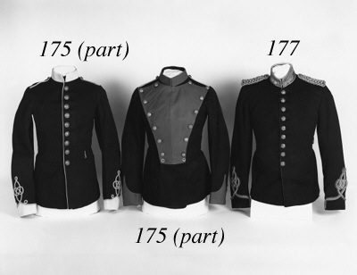 An Officers' Full Dress Tunic