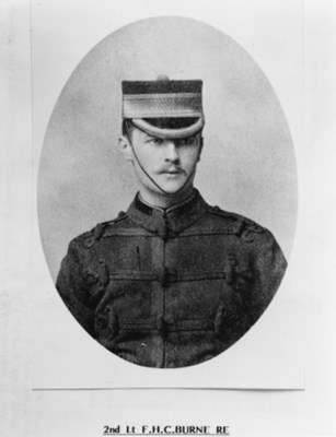 Pair: Captain F.H.C. Burne, Ro