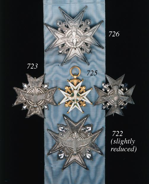Order of the Holy Spirit, Knig