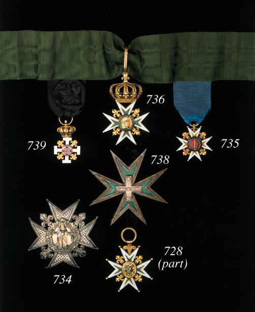 Order of St. Michael (2), Knig