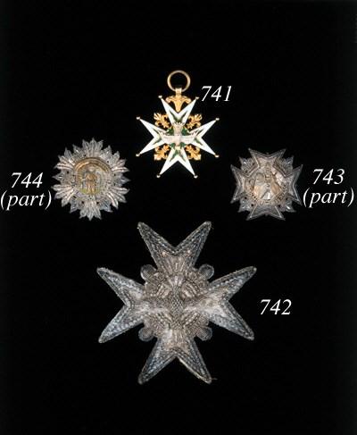 FRANCE, Order of the Holy Spir