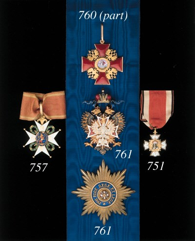 Order of the Phoenix, Knight's
