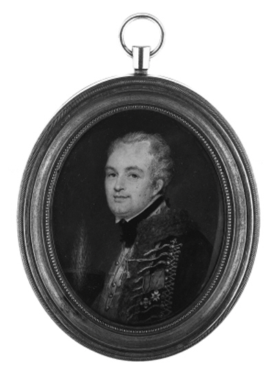 PORTRAIT MINIATURE OF THE COMT
