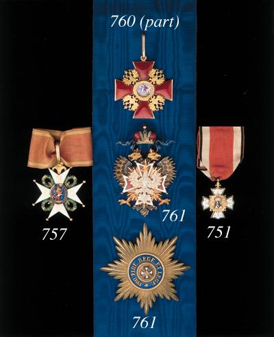 Order of Alexander Nevsky, Kni