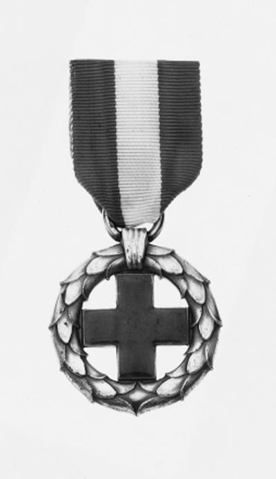 DENMARK, Red Cross Medal for A