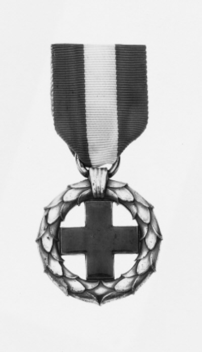 DENMARK, Red Cross Medal for A