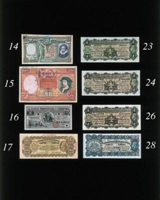 Banco de Angola, Specimen 1000