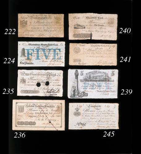 Ilfracombe Bank, £5, 1 June 18