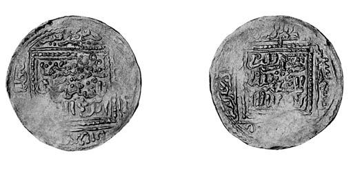 Merinid, Anon. Dinar, 4.69g.,
