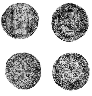 Charles V, Franc à pied, 3.60g