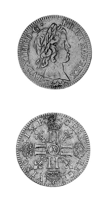 Louis XIV (1643-1715), Louis d