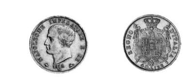 Italy, Regno d'Italia, Napoleo