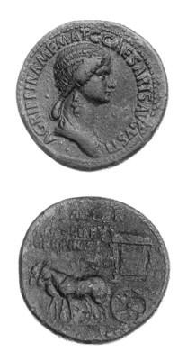 Agrippina Senior (Mother of Ge