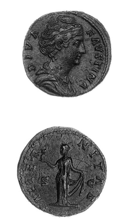 Faustina I (wife of Antoninus