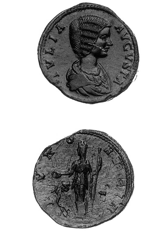 Julia Domna (wife of Septimius