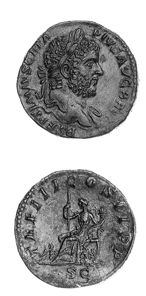 Geta (A.D. 209-212), Sestertiu