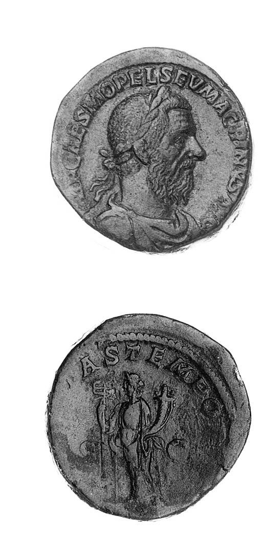 Macrinus (A.D. 217-218), Seste