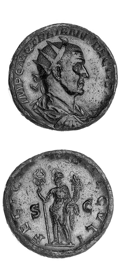 Trajan Decius (A.D. 249-251),