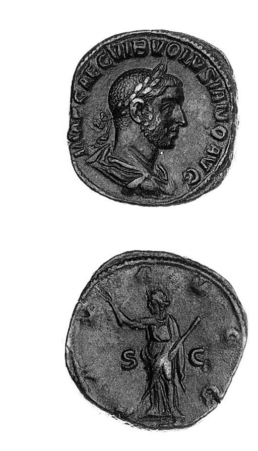 Volusian (A.D. 251-253), Seste