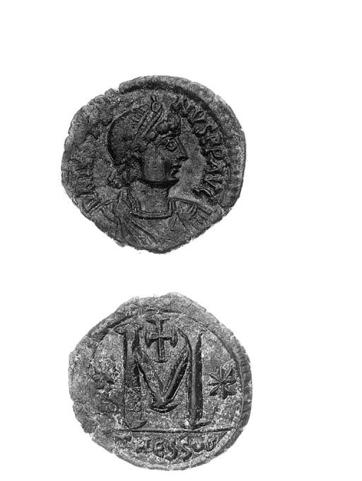 Justin I (A.D. 518-527), Folli